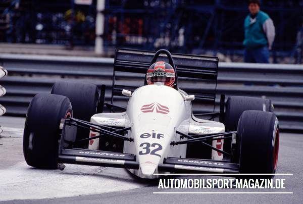 Z F1 1988 88 MON72