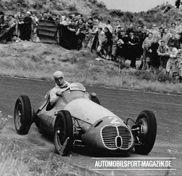 1950-Maserati 4CLT-48 Fangio DutchGP 1950