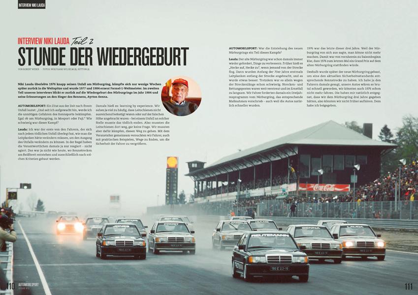 AMS 16 Lauda